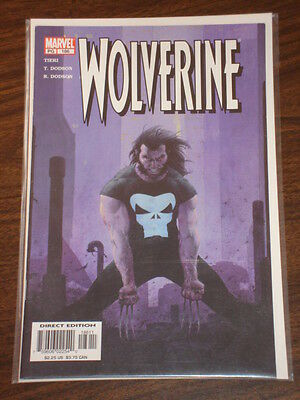 Wolverine #186 Vol1 Marvel Comics X-Men April 2003
