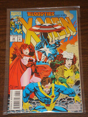 X-Men #26 Vol2 Marvel Comics Wolverine November 1993