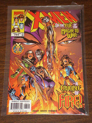 X-Men #85 Vol2 Marvel Comics Wolverine February 1999