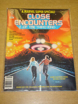 Marvel Super Special #3 Close Encounters Of The Third Kind Vf Us Magazine