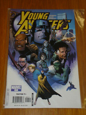 Young Avengers #7 Marvel Comic Near Mint Condition October 2005