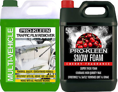 Tfr Car Vehicle Traffic Film Remover Pressure Washer Detergent Wash Snow Foam