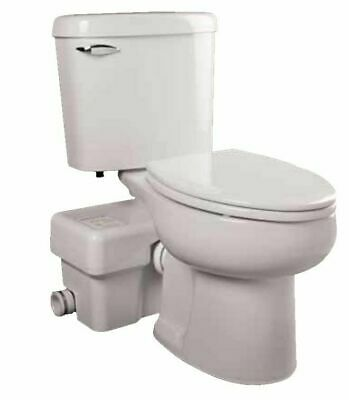 Liberty Ascent II Toilet Package - ASCENTII-ESW Elongated Toilet Package