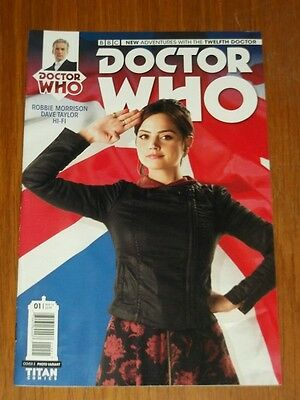 Doctor Who #1 Twelfth Doctor Titan Comics Cover E Nm (9.4)