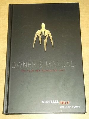 Owner's Manual Top Shelf Hardback  For Your New Surrogate Unit < 9781603090452