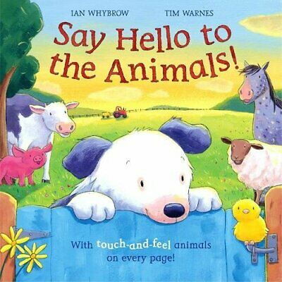 Say Hello to the Animals!, Whybrow, Ian Paperback Book The Cheap Fast Free Post