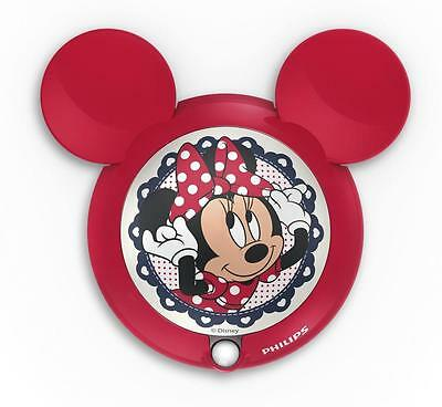 Philips 717663016 Veilleuse Enfant Disney Minnie Led Ma