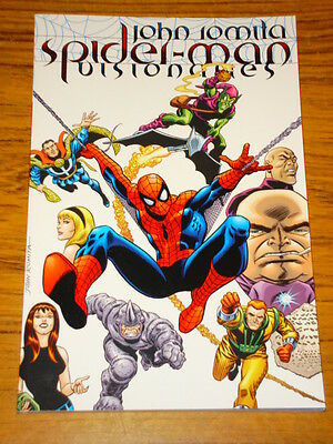 Spiderman Visionaries John Romita Graphic Novel Marvel 9780785107941