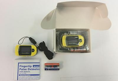 ChoiceMMed MD300C208 Fingertip Pulse Oximeter for Pediatric and Adult /Brand New