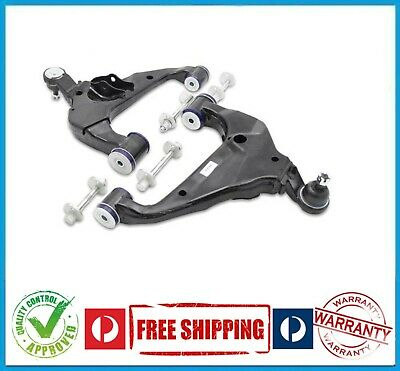 Toyota Hilux Kun26 05-On Front Rh & Lh Camber Assist Lower Arms