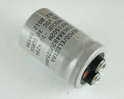 MEPCO 155000uF 15V Aluminum Electrolytic Large Can Capacitor 3186GH154U015AHA2