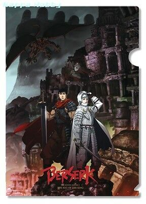 GE Animation GE26018 Berserk: Guts & Griffith File Folder