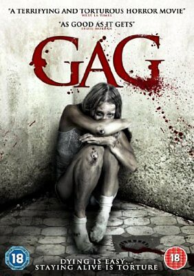 Gag[DVD] - DVD  JUVG The Cheap Fast Free Post