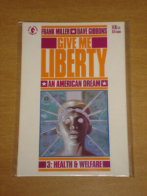 Give Me Liberty #3 Health And Welfare Dave Gibbons Graphic Novel