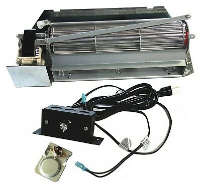 Hyco FBK-250 Replacement Fireplace Blower KIT for Lennox Superior FBK-250