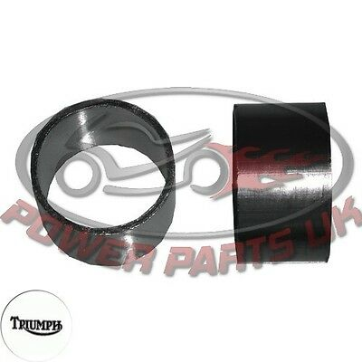 For Triumph Exhaust Collector Box Front Pipe Seals Thunderbird 1600 Efi 2009