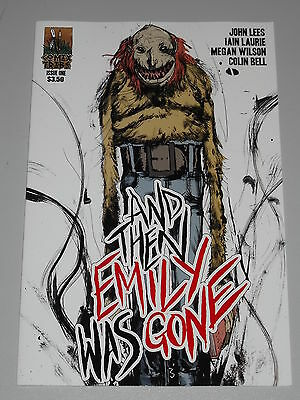 And Then Emily Was Gone #1 Comix Tribe 2014 Nm (9.4)