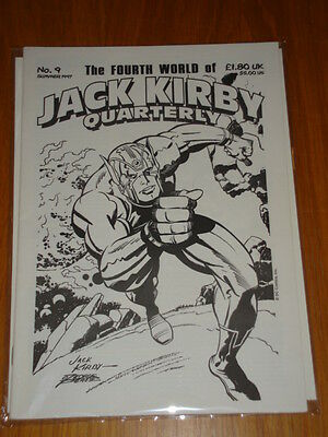 Jack Kirby Collector Quarterly Magazine #9 Summer 1997