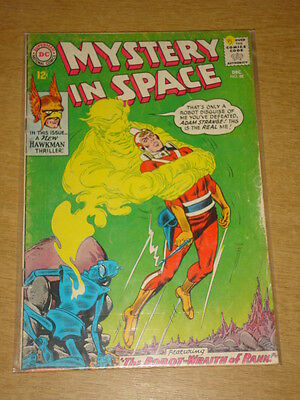 Mystery In Space #88 Vg (4.0) Dc Comics December 1963 **