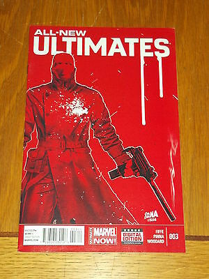 Ultimates All New #3 Marvel Comics August 2014