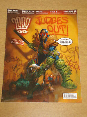 2000Ad #1446 British Weekly Comic Judge Dredd Jul 2005 *