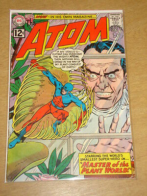 Atom #1 Vg+ (4.5) Dc Brian Bolland Collection With Signed Cert