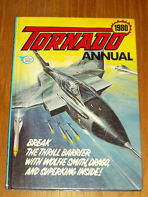 Tornado 1980 Fleetway British Annual