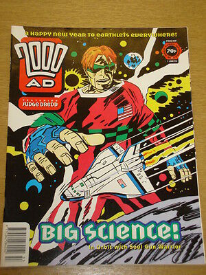 2000Ad #868 British Weekly Comic Judge Dredd *