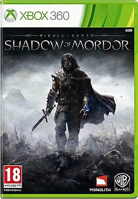 Middle-Earth: Shadow of Mordor (XBOX 360) BRAND NEW SEALED