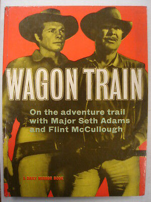 Wagon Train British Annual 1959 Western