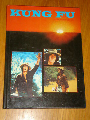 Kung Fu Authorised Edition Brown Watson British Annual 1974 Vf