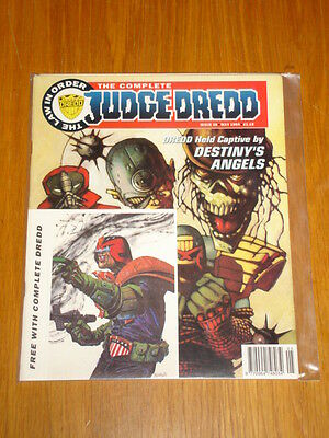 Complete Judge Dredd #28 2000Ad British Magazine 1994 May *with Free Gift*
