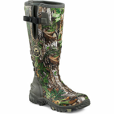 """RED WING Irish Setter Rutmaster 17"""" Rubber Boots RealtreeXtra Waterproof 4882"""