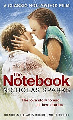 The Notebook by Sparks, Nicholas Book The Cheap Fast Free Post