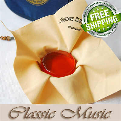 Gustave Bernardel Corelli Rosin for Universa Violin,Viola, Cello,Free shipping !