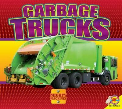 Garbage Trucks by Aaron Carr Hardcover Book (English)