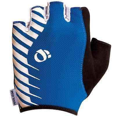 Pearl iZumi Blue S Select Small Glove Road Mountain Bike Cycling Half-Finger NEW