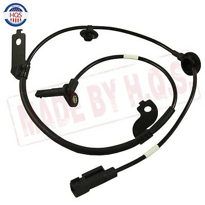 Front Left Side ABS WHEEL SPEED SENSOR For Mitsubishi Lancer Outlander Evo RVR