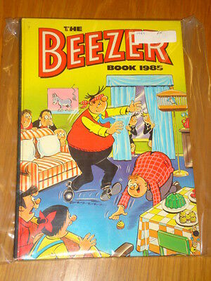 Beezer Book For Boys And Girls British Annual 1985 Fn