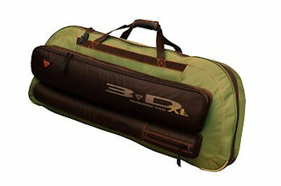 "GAMEPLAN GEAR 3D TOURNAMENT XL  BowCase- WILL FIT BOWS UP TO 46"" IN LENGHT"