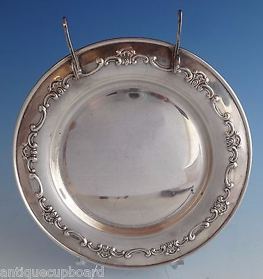 Strasbourg by Gorham Sterling Silver Butter Serving Plate #1137 (#0935)