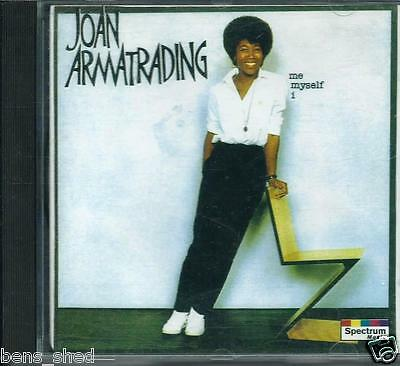 Joan Armatradind  *me Myself I* Original 1993 Cd Album Like New