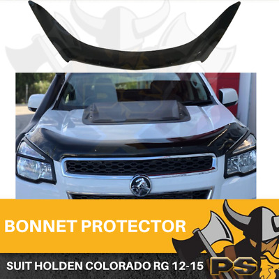 Bonnet Protector for Holden Colorado 2012-2016 Tinted Guard Wagon & Ute