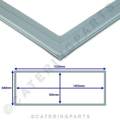 FAGOR 6001401109 FRIDGE CABINET MAGNETIC DOOR GASKET SEAL 1520/1455x640/565mm
