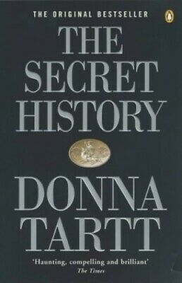 The Secret History, Tartt, Donna Paperback Book The Cheap Fast Free Post