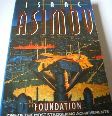 Foundation by Asimov, Isaac Book The Cheap Fast Free Post