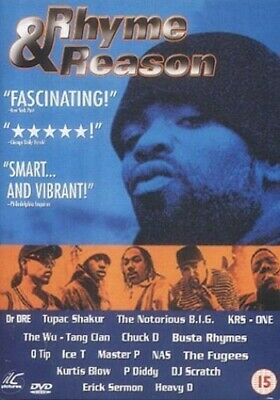 RHYME & REASON - The ultimate back stage pass - DVD  UUVG The Cheap Fast Free