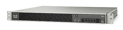 CISCO - ASA5512-FPWR-K9 - ASA 5512-X with FirePOWER, 6GE, AC, 3DES/AES, SSD