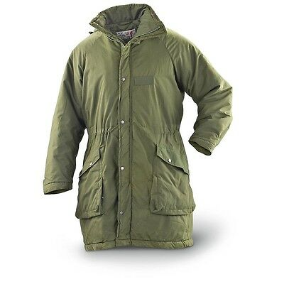 Genuine Swedish Army Grade 1,and NEW Arctic,extre Cold Weather Winter  M90 Parka