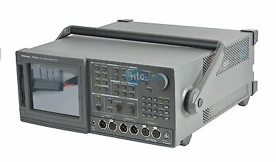Tektronix AM700 Audio Measurement Set - Color LCD